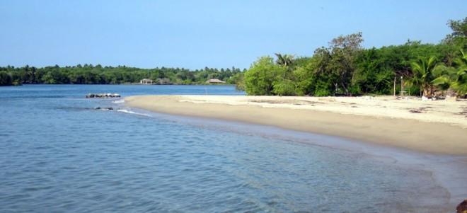 Пляж Chacahua