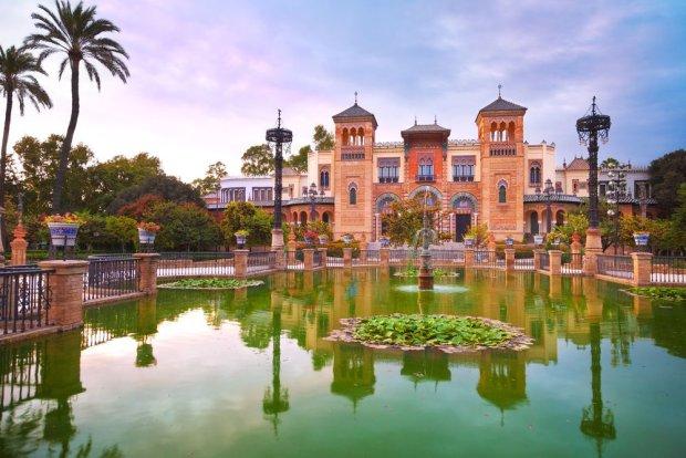 Красочная Испания