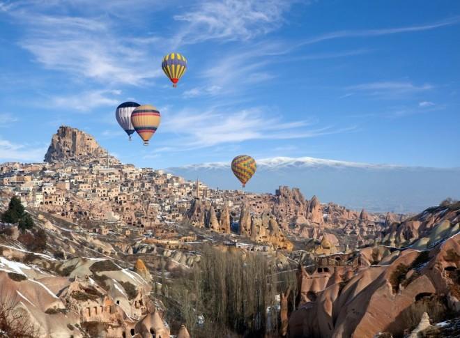В Турции множество прекрасных мест