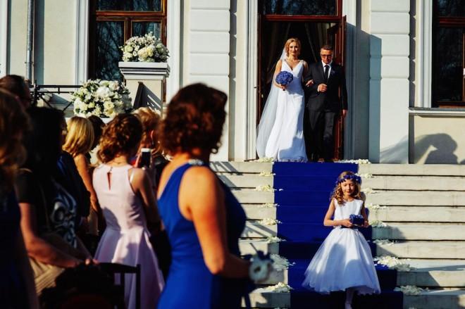 Участие детей в свадебной церемонии