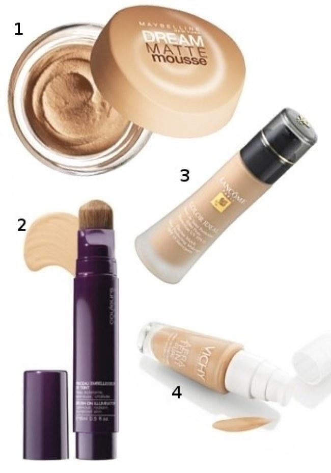 Для свадебного макияжа старайтесь пользоваться стойкими косметическими средствами