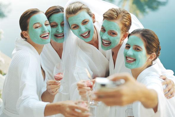 День в spa незадолго до свадьбы - удачная идея для девичника