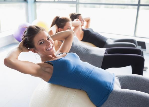 Физические нагрузки - прекрасный способ избавиться от стресса
