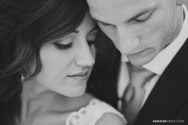 Хороший макияж будет отлично выглядеть на свадебных фотографиях