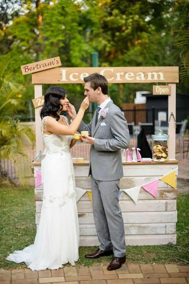 Хорошая погода - огромный бонус, который дает свадьба летом