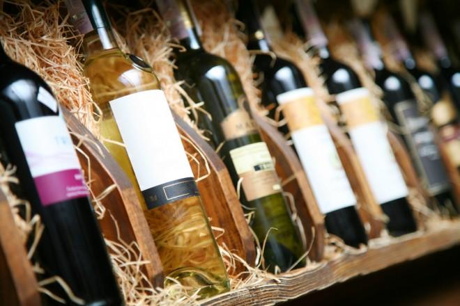 После свадьбы у вас может появиться своя коллекция вин