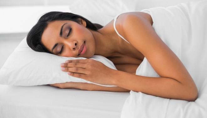 Крепкий, полноценный сон убережот от стресса