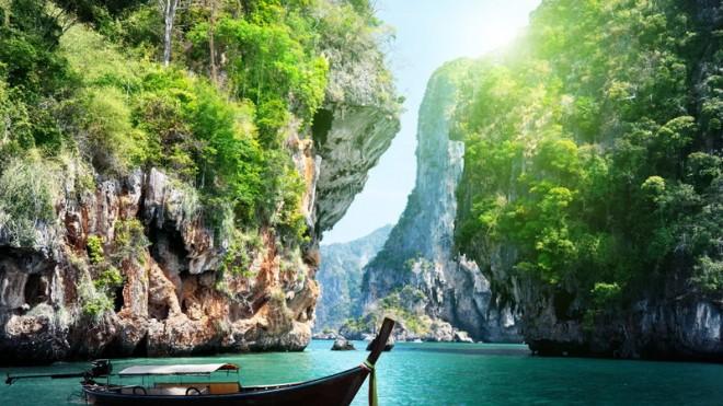 Завораживающий Таиланд