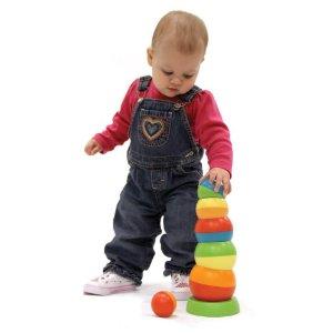 Игрушки - большая радость для ребенка