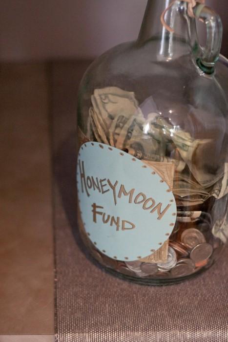 Постарайтесь заранее распланировать бюджет на медовый месяц