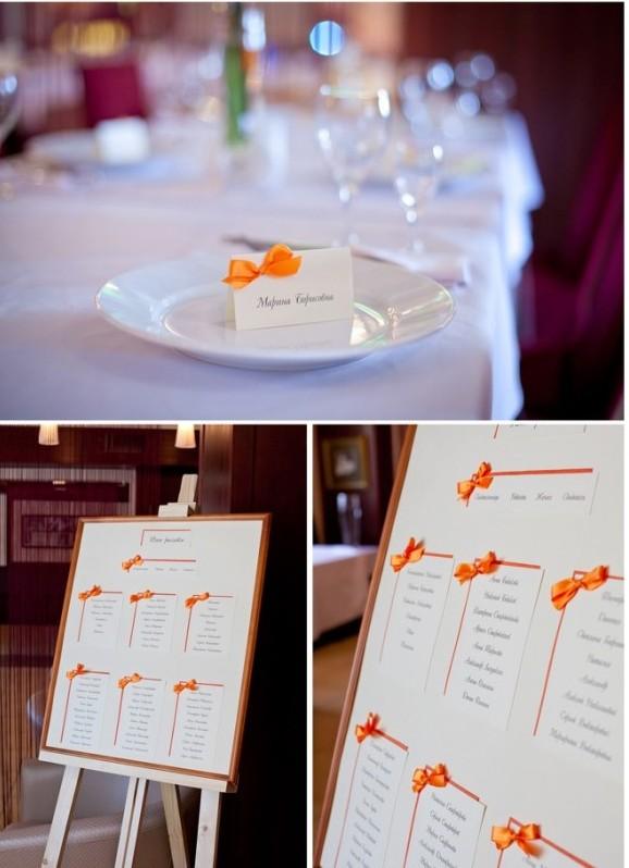 Рассадка гостей на свадьбе, оформление